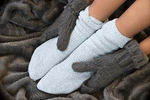 Giữ ấm cơ thể khi thời tiết chuyển lạnh giúp phòng viêm xoang