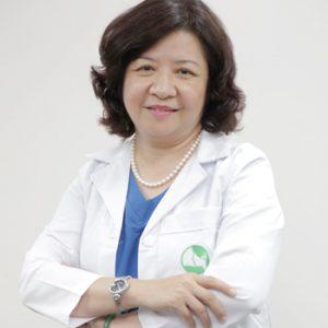 Thầy thuốc ưu tú.,Tiến sĩ., Bác sĩ Nguyễn Phạm Ý Nhi – Giám đốc Bệnh viện
