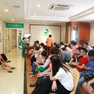 Bệnh viện Thu Cúc giữ vững vị trí tốp bệnh viện tốt nhất Hà Nội 2018