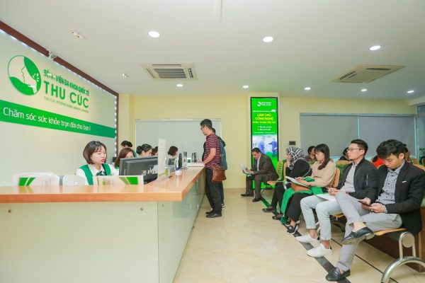 100% bệnh nhân được hỏi cho biết sẽ quay lại thăm khám và giới thiệu người thân tham gia dịch vụ y tế, chăm sóc sức khỏe tại Thu Cúc.