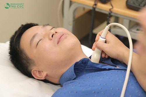 Siêu âm tuyến giáp là một phương pháp khám tuyến giáp phổ biến nhằm phát hiện khối u và xác định u lành tính hay cần sinh thiết.