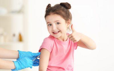 Hà Nội tiêm vắc xin sởi – rubella miễn phí cho trẻ từ 1 đến 5 tuổi