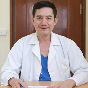 Bác sĩ CKII Ngoại Tiết niệu – Nam học Phạm Huy Huyên – Trưởng khoa Ngoại
