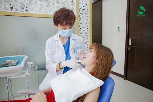 Thăm khám răng miệng định kỳ giúp phát hiện và điều trị sớm các bệnh lý về răng
