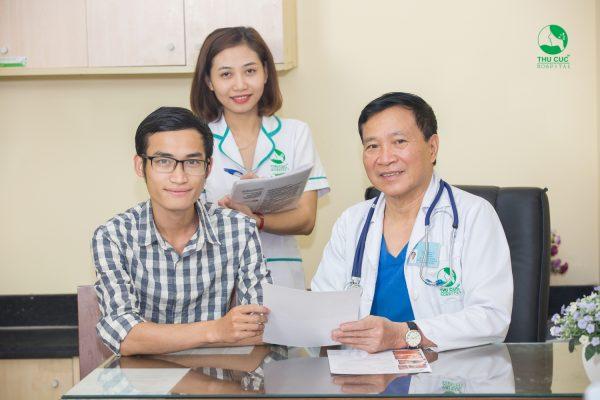 phòng khám thu cúc quy tụ đội ngũ bác sĩ Tim mạch giỏi tại Hà Nội hiện nay.