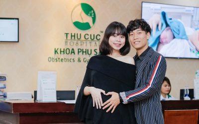Thai sản trọn gói tuần thứ 08 (Tháng thứ 2)