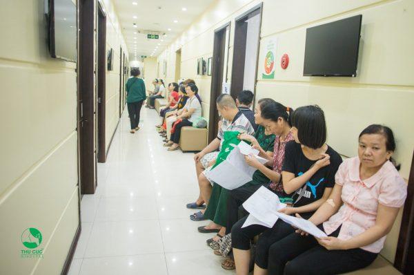 bệnh viện thu cúc khám sức khỏe miễn phí cho bệnh nhân khuyết tật