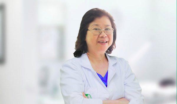 Bác sĩ xương khớp giỏi Nguyễn Thị Kim Loan tại Bệnh viện Thu Cúc