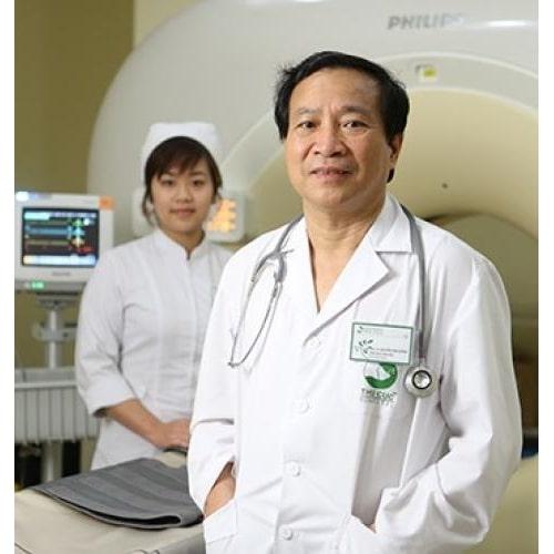 Bác sĩ tim mạch giỏi bệnh viện Thu Cúc
