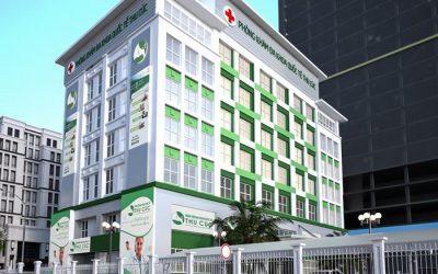 Bệnh viện ĐKQT Thu Cúc khai trương phòng khám tại 216 Trần Duy Hưng, HN