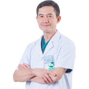 Bác sĩ CKII Ngoại Tiết niệu – Nam học Phạm Huy Huyên – Phó giám đốc bệnh viện, Trưởng khoa Ngoại