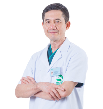 Bác sĩ CKII Ngoại Tiết niệu – Nam học Phạm Huy Huyên – PGĐ bệnh viện, Phụ trách Ngoại thận tiết niệu