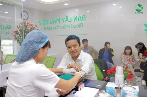 giá khám bệnh tại phòng khám thu cúc được công khai