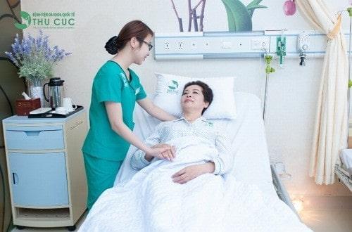 Bệnh viện Thu Cúc quy tụ nhiều bác sĩ giỏi về nội tiết