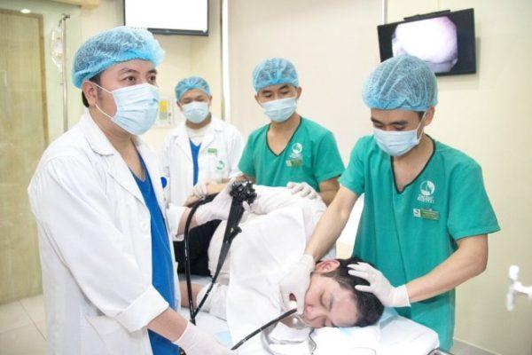 Phòng khám tiêu hóa Thu Cúc nội soi dạ dày không đau uy tín