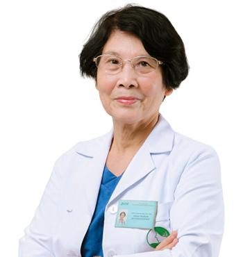 Tiến sĩ, Thầy thuốc ưu tú, Bác sĩ CKII Phạm Thị Bình – Bác sĩ Nội tiêu hóa