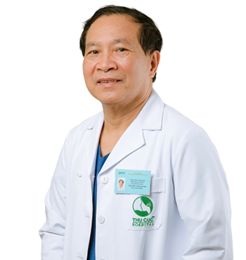 Đại tá, PGS.TS, BSCK II Nội chung, Thầy thuốc nhân dân Nguyễn Văn Quýnh.