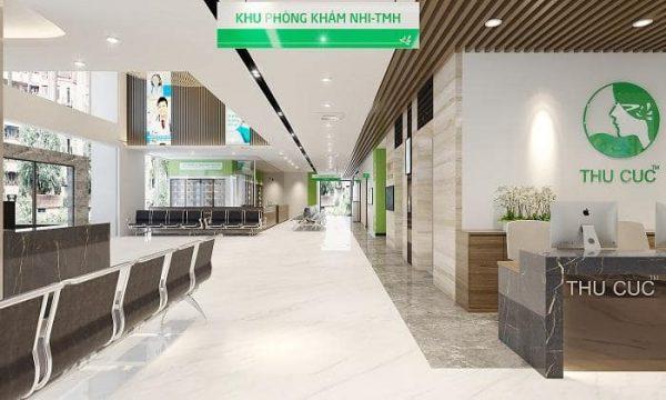 Phòng khám Thu Cúc ở Trần Duy Hưng khám bệnh cho trẻ hiệu quả