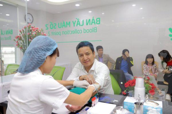 phòng khám thu cúc khám chữa nhiều bệnh lý cho người việt nam và người nước ngoài
