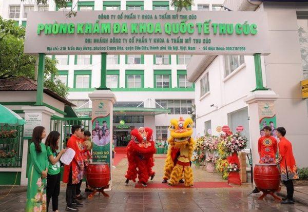 Phòng khám Thu Cúc Trần Duy Hưng trả kết quả khám nhanh nhất