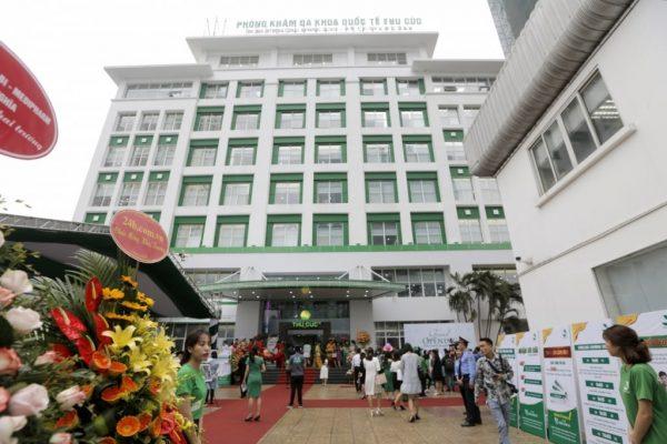Phòng khám Thu Cúc ở Trần Duy Hưng khám bệnh nhanh chóng và an toàn