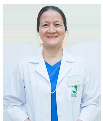 Trưởng phòng Bảo hiểm Y tế Nguyễn Thị Tĩnh