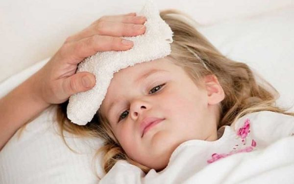 Bệnh viêm mũi họng cấp ở trẻ em