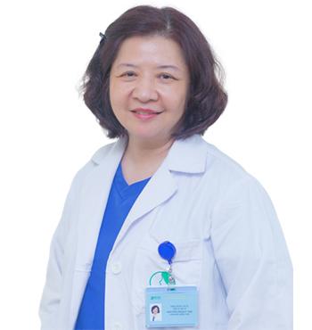 Tiến sĩ, Thầy thuốc ưu tú, Bác sĩ Nguyễn Phạm Ý Nhi – Giám đốc Bệnh viện ĐKQT Thu Cúc