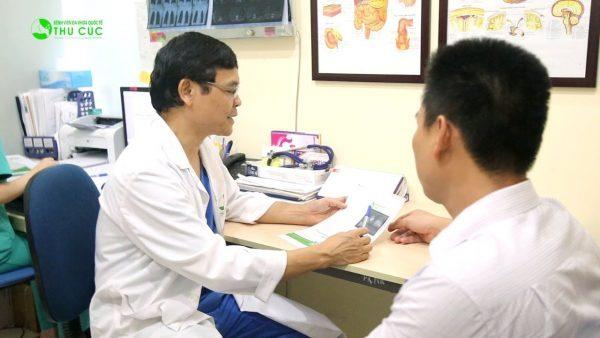 chuyên khoa gan mật thu cúc quy tụ đội ngũ bác sĩ khám chữa bệnh gan giỏi