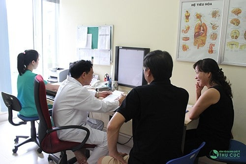 Chuyên khoa Tim mạch Thu Cúc là đơn vị khám chữa uy tín và hiệu quả nhiều bệnh lý tim mạch ở nam giới hiện nay