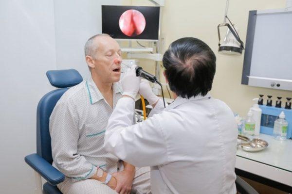 phòng khám tai mũi họng Thu Cúc tại quận Cầu Giấy khám và điều trị các bệnh tai mũi họng uy tín và hiệu quả