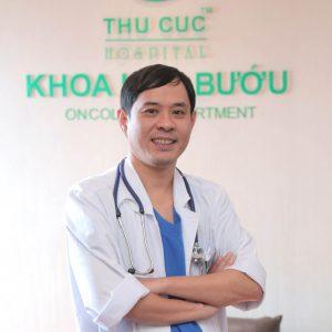Bác sĩ CKI Lê Văn Bảo – Trưởng khoa Ung bướu