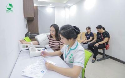 Công ty Phượng Hoàng khám sức khỏe định kỳ tại Bệnh viện Thu Cúc