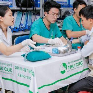 Bệnh viện Thu Cúc khám sức khỏe ngoại viện cho Ecoba