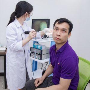Ecoba nội viện khám sức khỏe cho cán bộ nhân viên tại Bệnh viện Thu Cúc