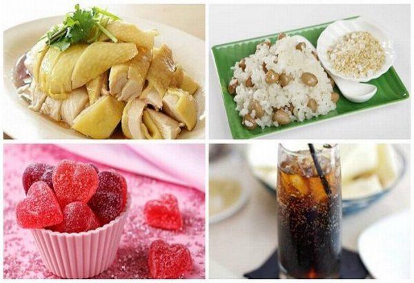 đồ ăn cần tránh sau khi nhổ răng khôn