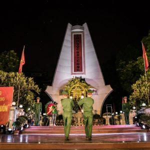 """Bệnh viện ĐKQT Thu Cúc tổ chức """"Lễ thắp nến tri ân"""" tưởng niệm các anh hùng liệt sỹ vào ngày 27/07/2019"""
