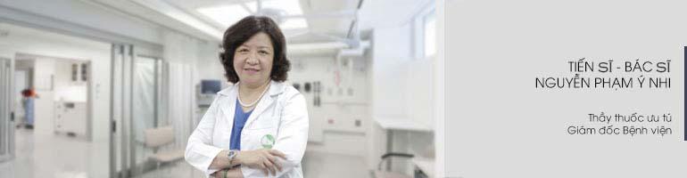 Bác sĩ Nguyễn Phạm yến Nhi