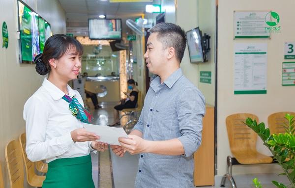Từ tháng 7/ 2019 này, bệnh viện áp dụng chương trình thông tuyến bảo hiểm, BHYT trái tuyến hưởng 100% như đúng tuyến.