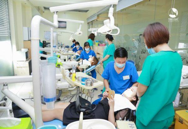 cơ sở uy tín niềng răng sứ