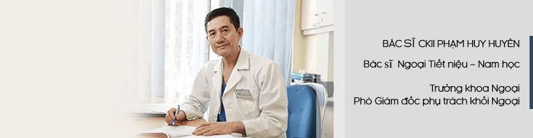 bác sĩ Huyên