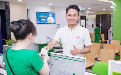 """Bảo hiểm y tế thông tuyến tại Thu Cúc hưởng dịch vụ """"sang"""" với chi phí tiết kiệm"""