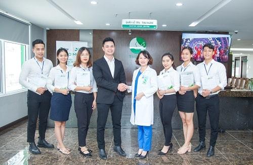 Bệnh viện ĐKQT Thu Cúc - Giải pháp hàng đầu cho doanh nghiệp