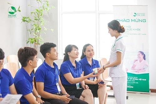 khám sức khỏe định kỳ cho nhân viên