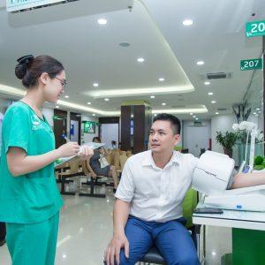 Thẻ bảo hiểm y tế trái tuyến có được hưởng tại Thu Cúc không?