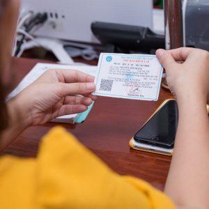 Mẹ tôi có thẻ BHYT ở bệnh viện huyện có được thông tuyến tại Thu Cúc Trần Duy Hưng không?