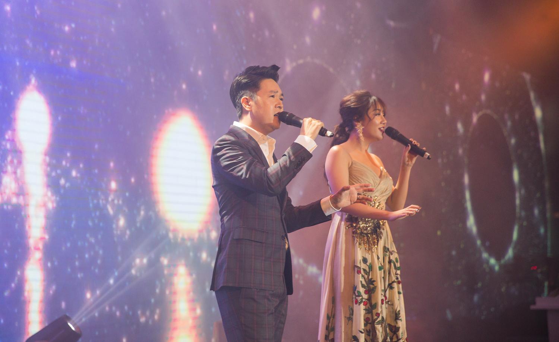 Màn song ca đầy ấn tượng của ca sĩ Lê Hiếu và ca sĩ Văn Mai Hương