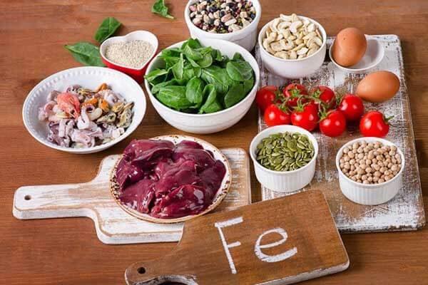 ăn gì cho bổ máu cần phải biết chính xác nguyên nhân