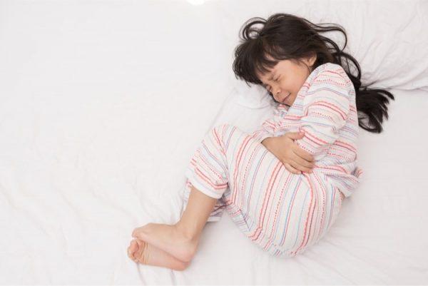 Biểu hiện xuất huyết tiêu hóa ở trẻ em