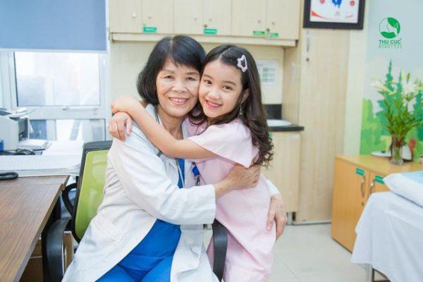 điều trị viêm dạ dày ở trẻ em tại Thu Cúc